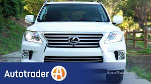lexus suv used lx 2015 lexus lx 570 5 reasons to buy autotrader youtube