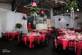 Unique Wedding Decorations Unique Wedding Decoration Pink And Black Modern Wedding Decors