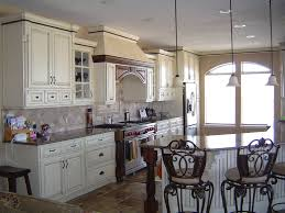 Floating Kitchen Shelves by Kitchen Witching French Country Style Houses Design With White