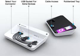 best charging station rrefresh multi device charging station
