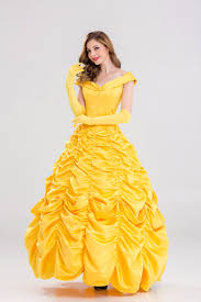 online shop 2017 movie beauty and the beast princess belle cosplay