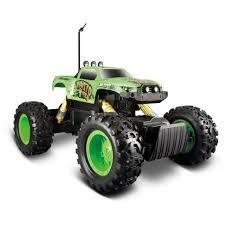 chico monster truck show maisto tech crawler radio controlled vehicle walmart com