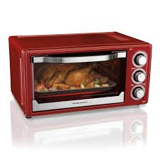 Walmart Toaster Oven Canada Hamilton Beach 6 Slice Toaster Convection Broiler Oven Red Model
