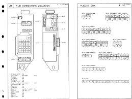 93 mazda mx6 fuse box diagram mazda wiring diagrams instructions