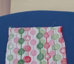christmas sewing craft drawstring pouch paroxa designs