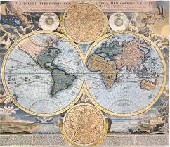 Old World Map Free Vintage Digital Stamps Free Vintage Image Download Old