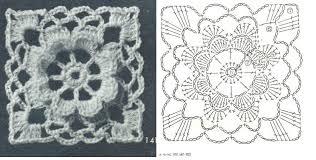 tutorial piastrelle uncinetto 10 schemi piastrelle gratis l arte nel filo