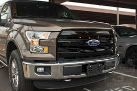 ford raptor grill for 2007 f150 2015 2017 f150 starkey products raptor style grille light kit 4530