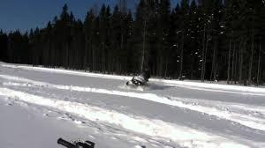 polaris touring 550f in deep powder youtube