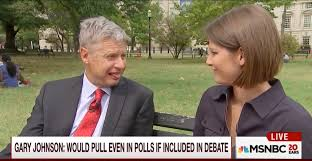 Gary Johnson Memes - lizard gary johnson sticks tongue out during interview morning