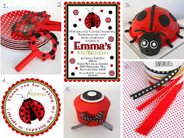 Ladybug Baby Shower Centerpieces by Party Planning Ladybug Party Ideas And Inspirations U2013 Glorious Treats
