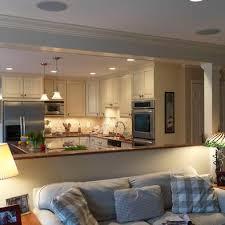 Open Plan Kitchen Living Room Design Ideas Best 25 Open Concept Kitchen Ideas On Pinterest Vaulted Ceiling