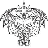 dragon free printable coloring pages free printable coloring