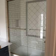 Bypass Shower Door Sliding Shower Door Photo Gallery