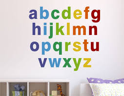 fun wall decals removable wall decals bluedesigndecals com alphabet wall decals