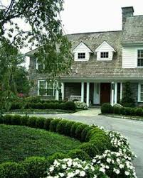 Formal Front Yard Landscaping Ideas - hedge u0026 ground cover combination for a formal look mariani
