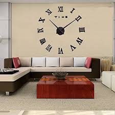 living room wall stickers generic gold 3 colors home decorative wall stickers 3d diy