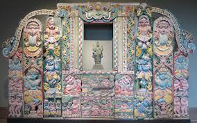 Wall Scenes by File Temple Wall With Scenes Of Krishna U0027s Life Kerala Norton
