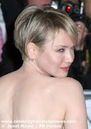 ellen barkin hair back view short hair cuts from the back view renee zelwegger with a