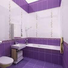 purple bathroom ideas purple tiles and pattern tiles for small bathrooms decor crave