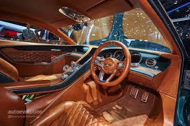 bentley steering wheel at night bentley u0027s exp 10 speed 6 is vag u0027s biggest surprise at the geneva