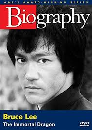 bruce lee biography film amazon com biography bruce lee the immortal dragon a e dvd
