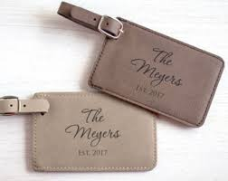 wedding luggage tags wedding luggage tags etsy