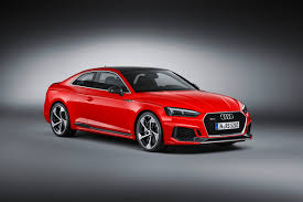 the new 2018 audi rs5 coupe driven scene