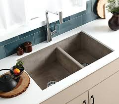 native trails trough sink native trails sink farmhouse inch concrete double bowl apron front