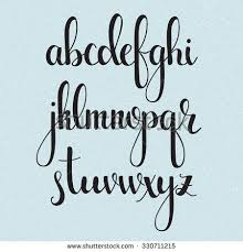best 25 cursive fonts alphabet ideas on pinterest caligraphy