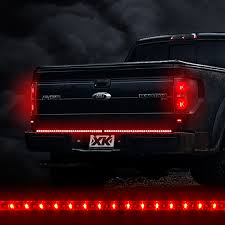 multi color led light bar 92 led 5 function truck suv tailgate led light bar brake signal reverse