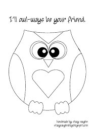 print out printable owl pattern free template animal pumpkin baby