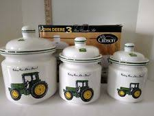 deere kitchen canisters gibson ceramic kitchen canister sets ebay