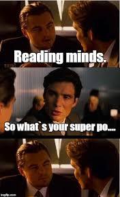 What Is S Meme - leonardo has a super power imgflip