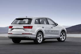Audi Q7 Specs - audi q7 e tron quattro u2013 now also petrol powered driving