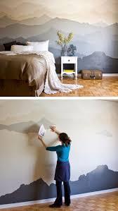 Diy Ideas For Bedrooms Best 25 Diy Wall Painting Ideas On Pinterest Diy Interior Wall
