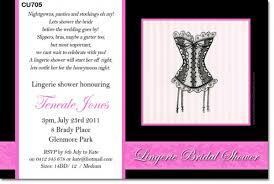 Lingerie Party Invitations Cu705 Bridal Lingerie Shower Hens Night U0026 Kitchen Tea