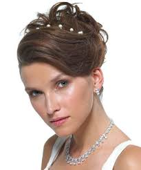wedding hairstyles for short and round face best images