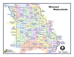 Missouri State Parks Map by Missouri Department Of Natural Resources