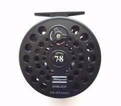shakespeare mustang fishing rod shakespeare mustang fly fishing reel 7 8 spare spool 2646 000