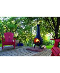Blue Rooster Chiminea Review The Blue Rooster Co Prairie Style Cast Iron Wood Burning Chiminea
