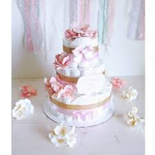 Welcome Baby Home Decorations Best 25 Pink Diaper Cakes Ideas On Pinterest Diaper Cakes