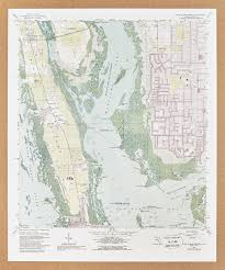 Map Of Cape Coral Florida by Waterfront Wonderland Sebastianwolf