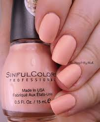 sinful colors kandee johnson vintage matte nail polish swatches