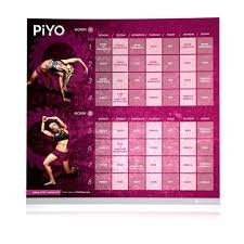 amazon com chalene johnson u0027s piyo base kit dvd workout with