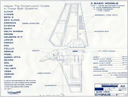 star wars lambda class shuttles exterior set blueprints exterior set blueprints