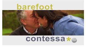 who is the barefoot contessa is frequently shown kissing her husband barefoot contessa