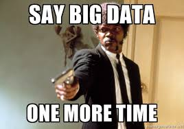 You Need Jesus Meme - what does big data mean to you in the dark