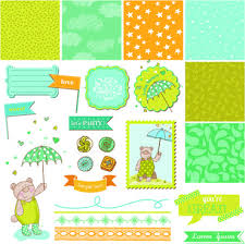 Baby Shower Clip Art Free - free baby shower clip art free vector download 213 230 free