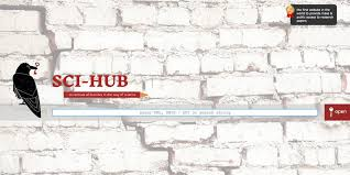Sci Hub The Pirate Bay Of Science Papers Secret Energy